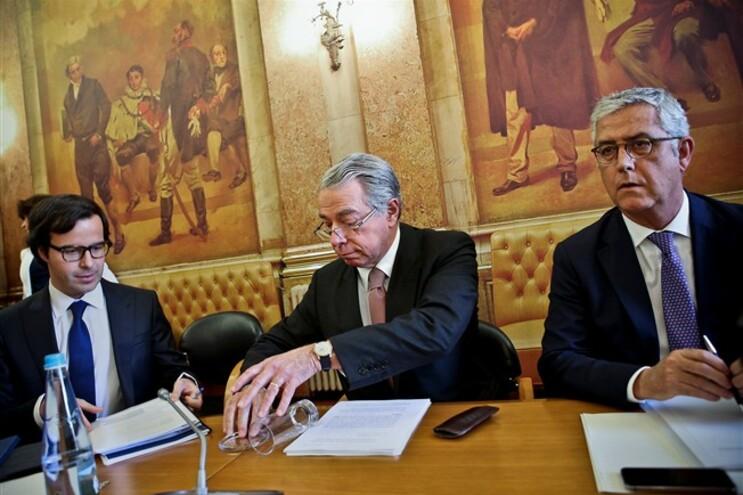 """Salgado salientou ainda que """"houve muitos bancos que faliram na Europa"""""""