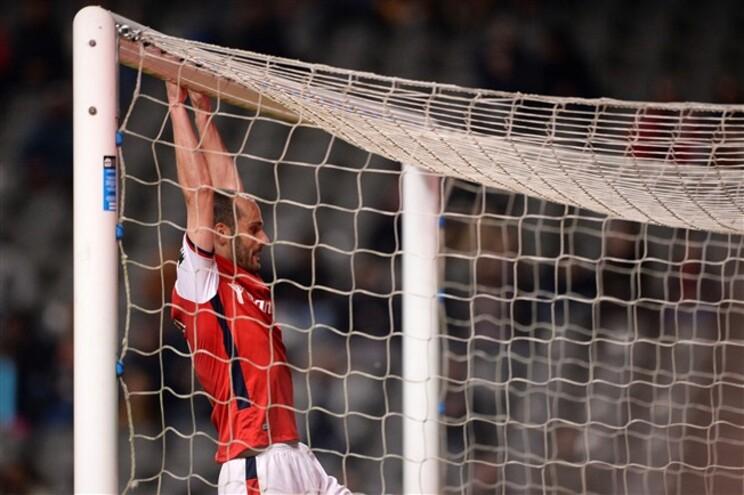 Quinto empate da temporada para o Braga