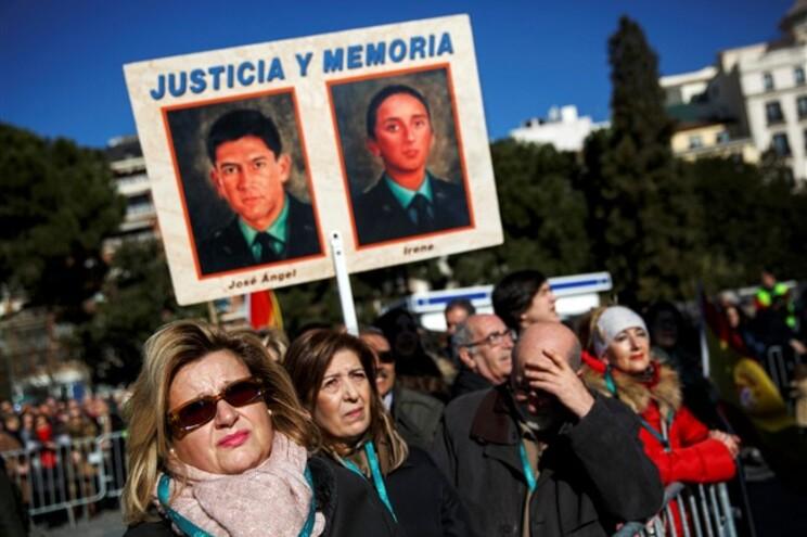 Detidos quatro suspeitos de apoiar presos da ETA