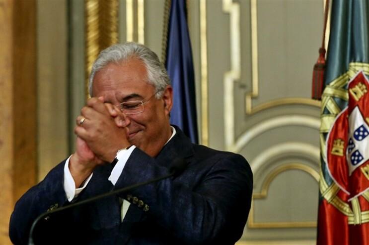 António Costa deixou a presidência da Câmara de Lisboa