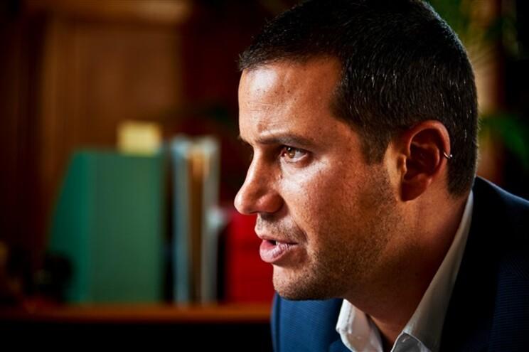 João Galamba, membro do Secretariado Nacional do PS