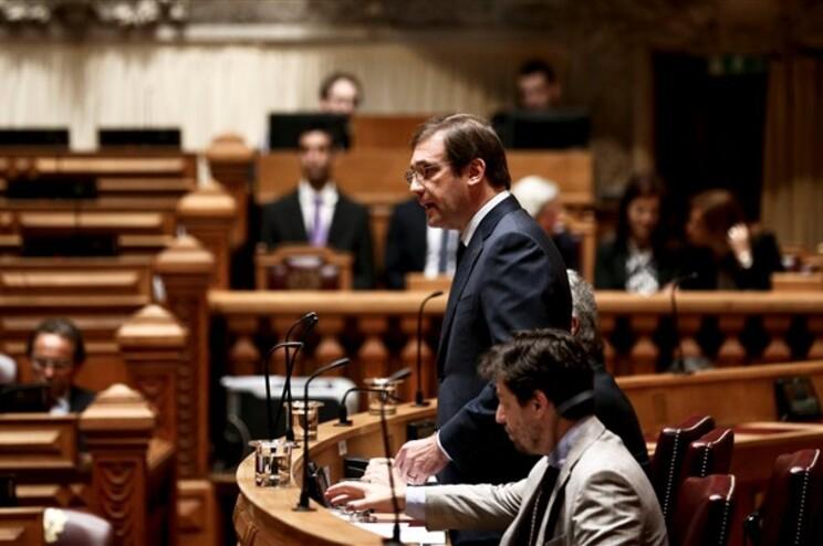 """Ferro Rodrigues considerou ainda que o executivo PSD/CDS """"perdeu o norte"""""""