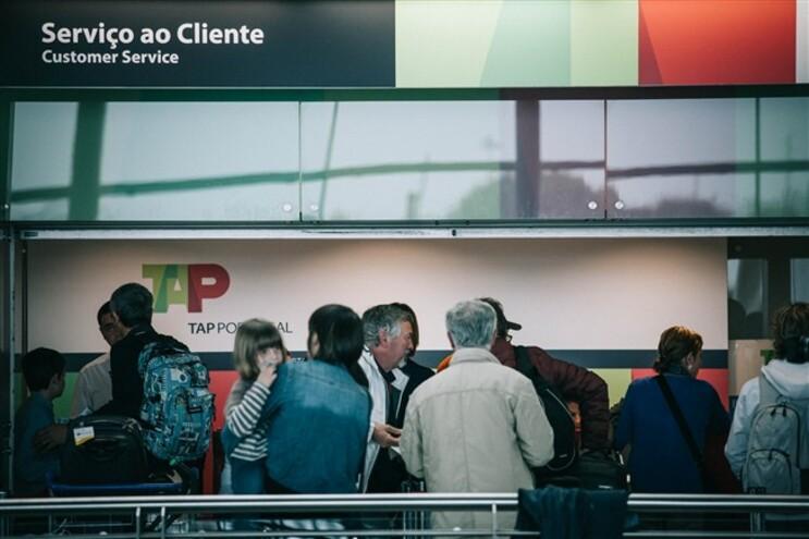 O aeroporto do Porto é o mais afetado por cancelamentos, sobretudo voos operados pela Portugália