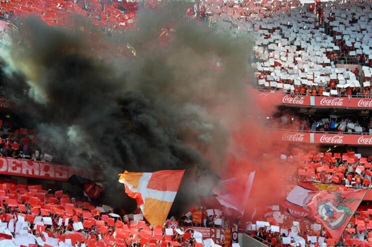 Benfica com mais de cinco mil adeptos em Guimarães