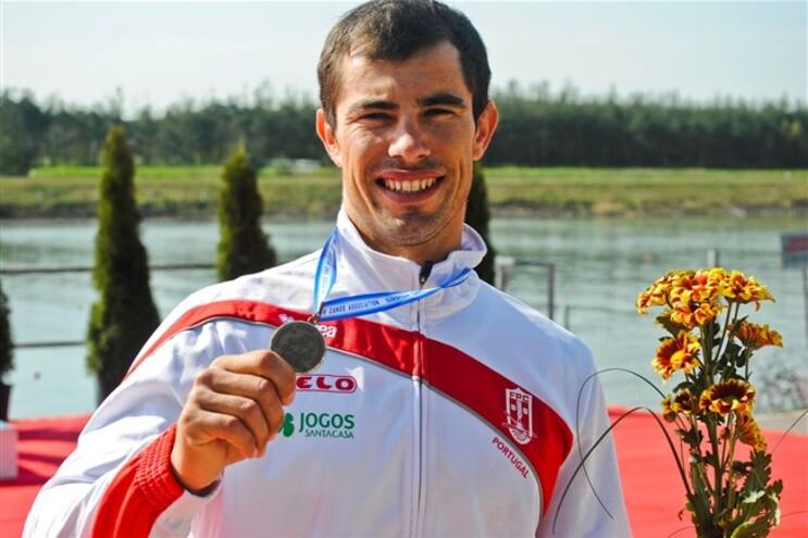Fernando Pimenta, depois do bronze na República Checa, o ouro em Montemor