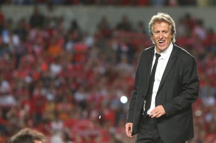 Jorge Jesus é o treinador mais vencedor da história do Benfica