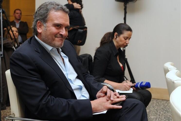 O ex-ministro adjunto e dos Assuntos Parlamentares, Miguel Relvas