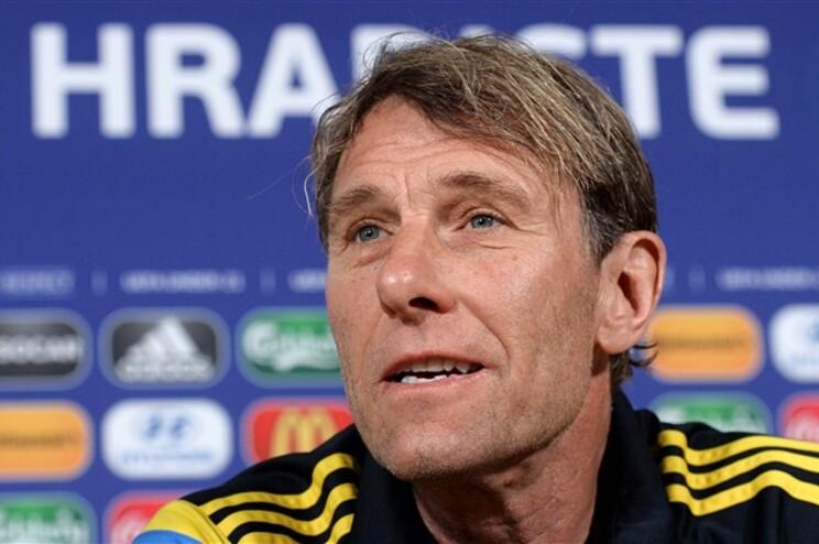 A Suécia vai jogar com Portugal esta quarta-feira