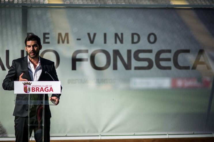 Paulo Fonseca foi apresentado aos sócios esta quinta-feira