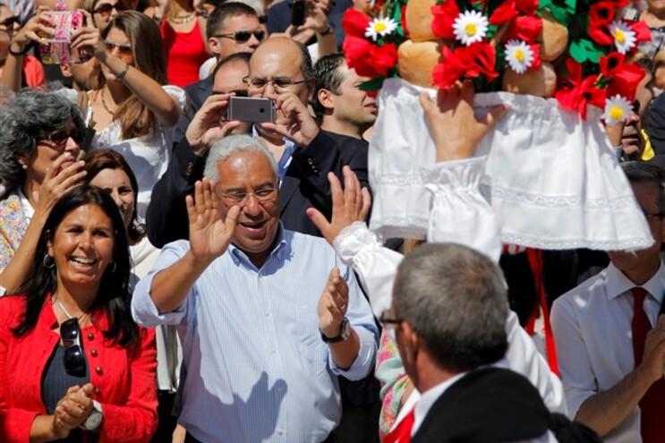 António Costa diz que Europa aprendeu e espera acordo com a Grécia