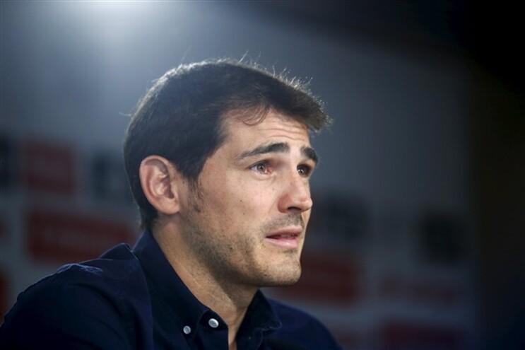 Casillas não se dá com os pais desde 2010