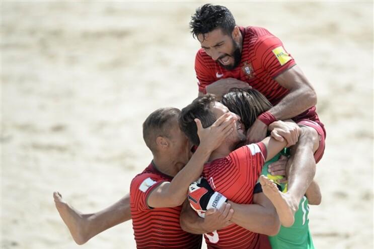 Portugal venceu este sábado a Rússia e chegou à final