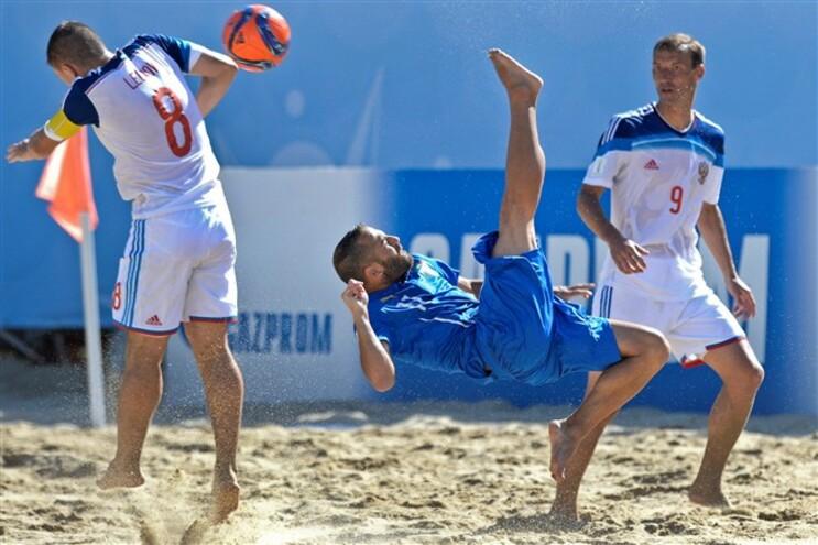 Rússia vence Itália e garante terceiro lugar em Espinho