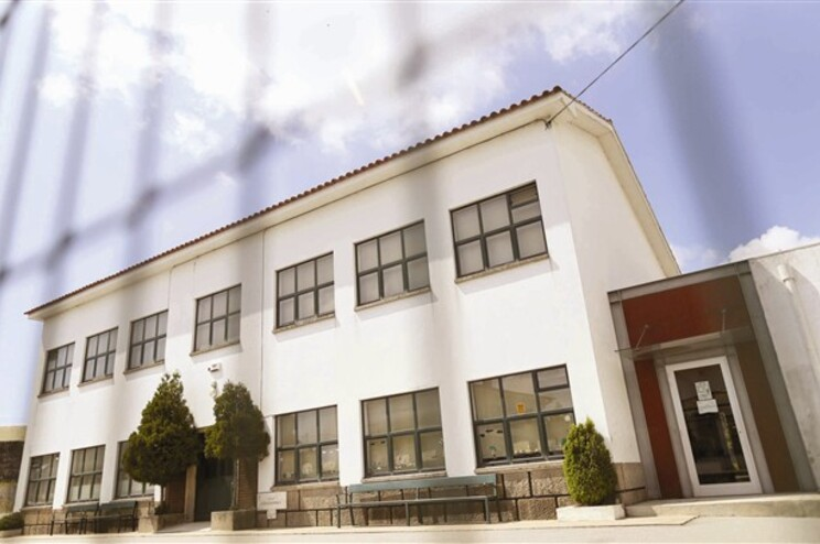 Escola de Fonteleite, em São Romão do Coronado