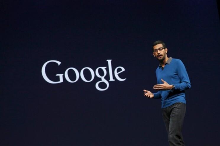 Sundar Pichai é o novo CEO da Google