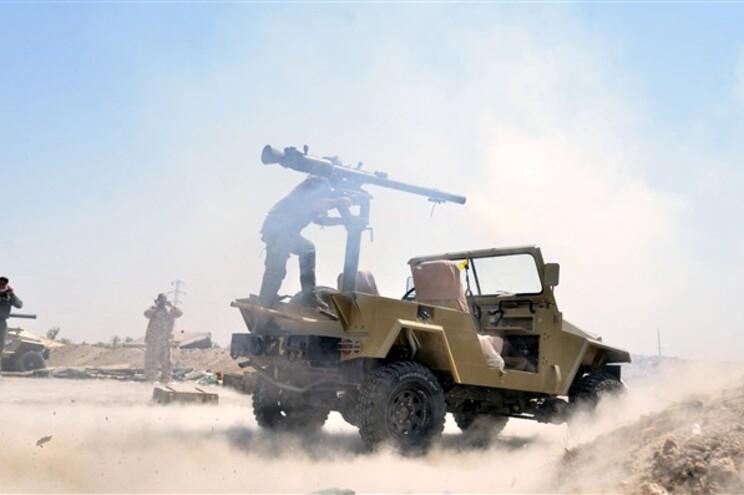 Seis membros do grupo Estado Islâmico mortos em ofensiva falhada contra Tikrit