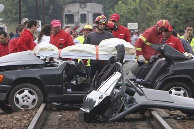 O acidente aconteceu em 2009
