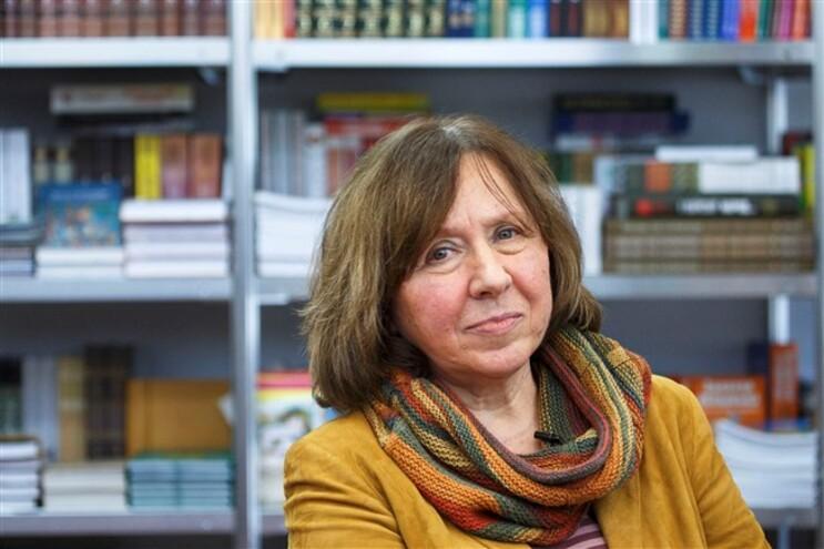 Svetlana Alexievic
