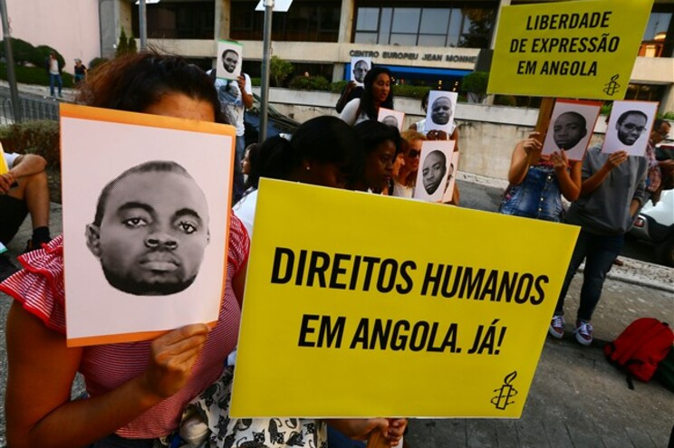 Manifestação, quarta-feira, em Lisboa pela libertação dos ativistas