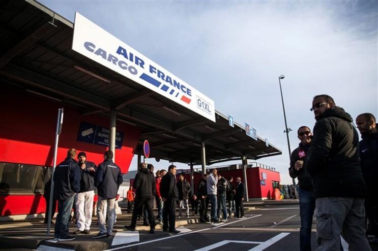 Air France despede mil trabalhadores