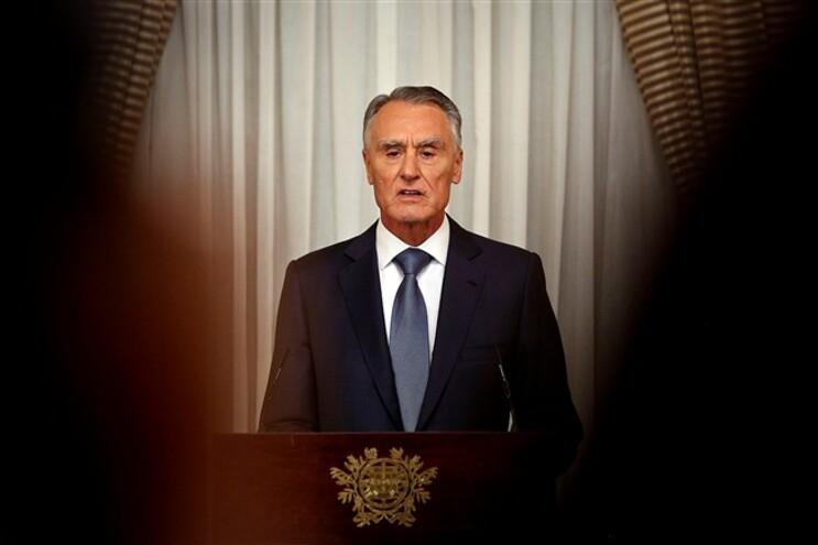 Cavaco fez comunicação ao país
