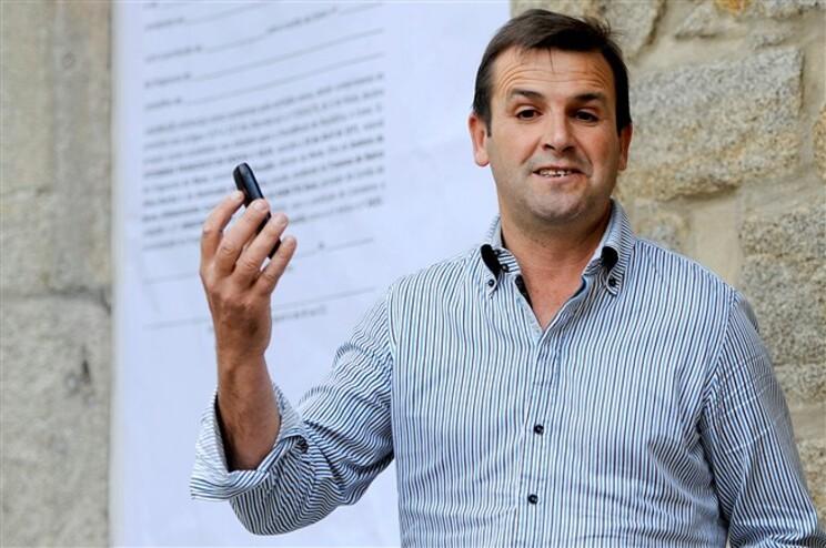 Vitorino Silva, conhecido como Tino de Rans