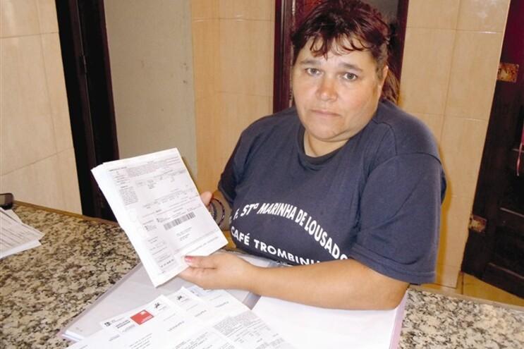 Maria José Machado com as citações