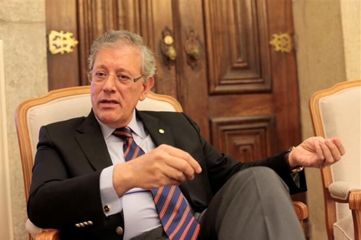 Almeida Henriques, presidente da Câmara de Viseu e vice presidente da Associação Nacional de Municípios