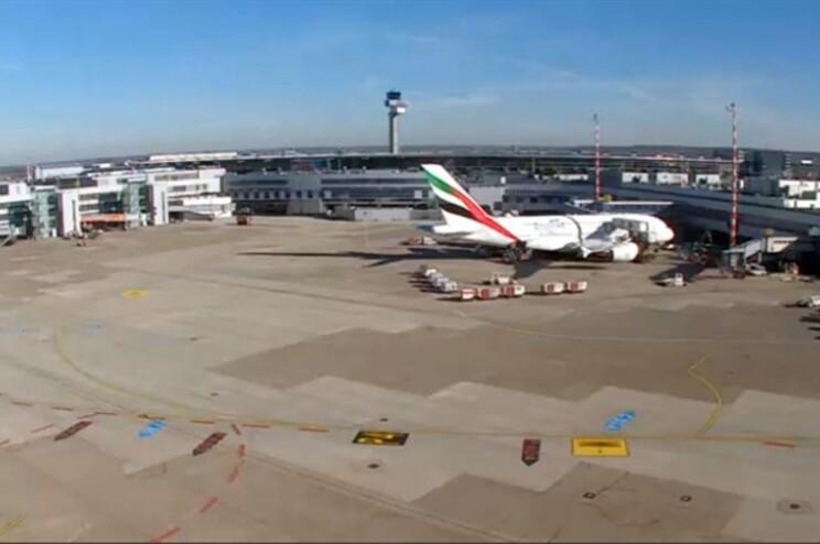 Aeroporto de Dusseldorf