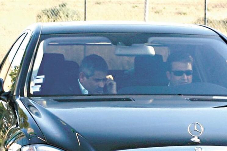 Operação Porta 18. José Carriço deixou de ser funcionário do clube depois de ser detido em flagrante