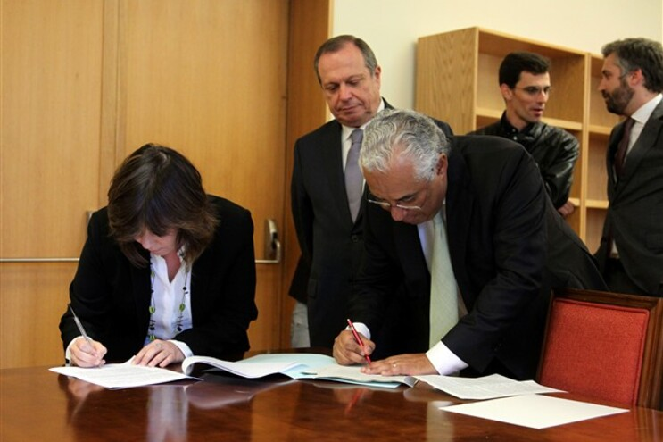 """Acordo PS-BE prevê grupos de trabalho sobre """"áreas fundamentais"""" da governação"""