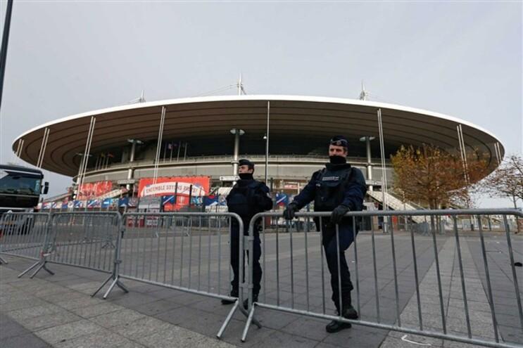 Português que se encontrava perto do Estádio de França morreu