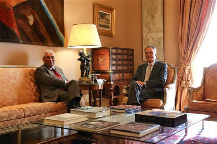 Reunião de Costa com Cavaco