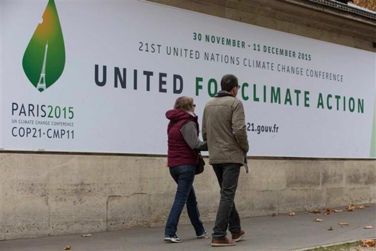 Paris acolhe a Cimeira do Clima