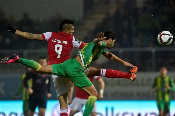 Braga amarga estreia de Petit no Tondela