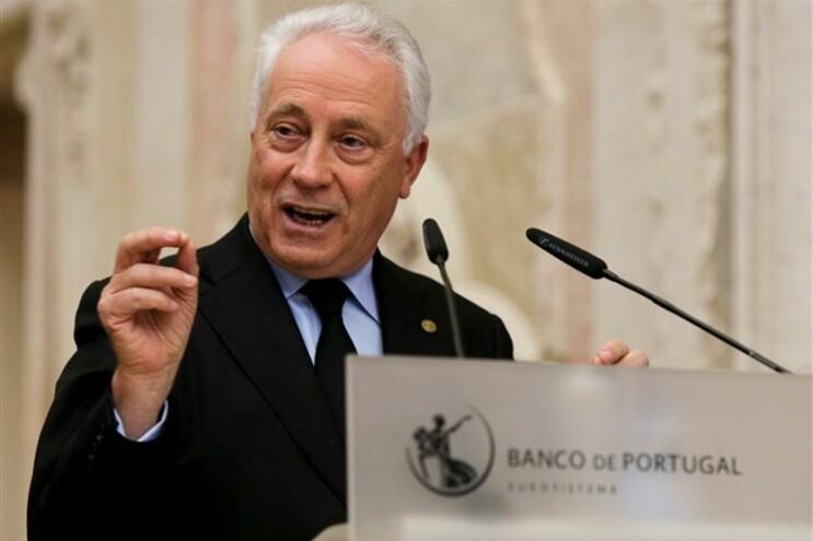 Carlos Costa lidera o Banco de Portugal
