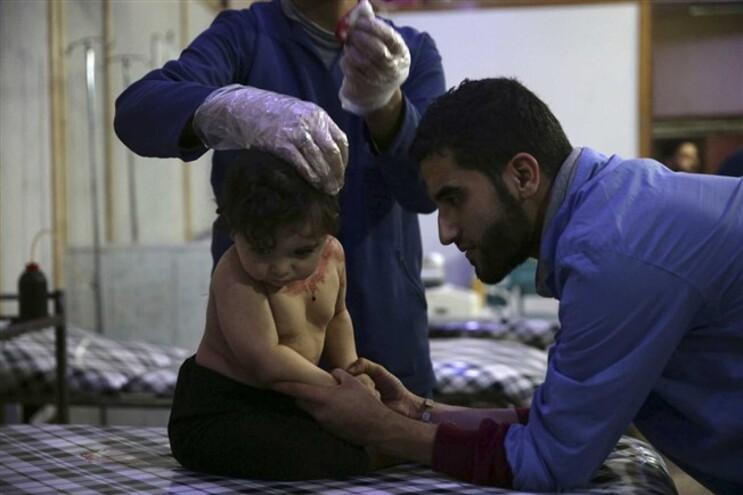 Conflito na Síria teve início em março de 2011