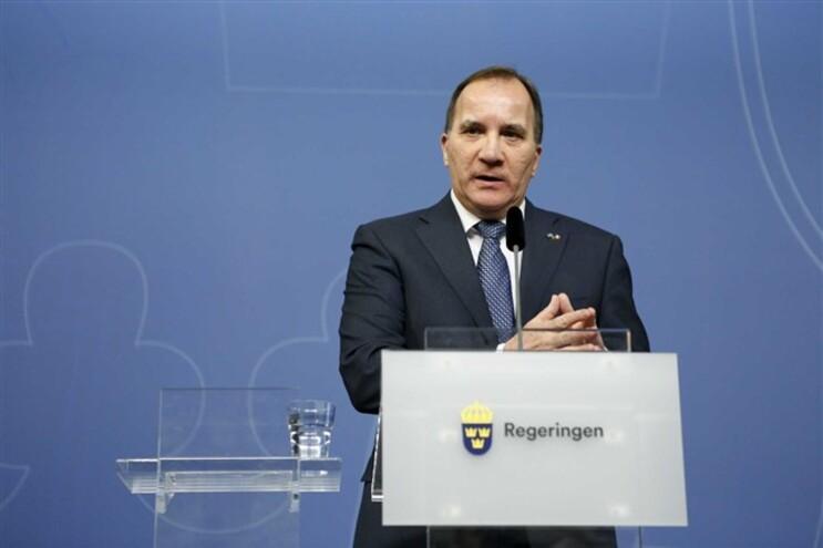 Primeiro-ministro sueco, Stefan Lofven, criticou a polícia e a forma como lidou com os incidentes