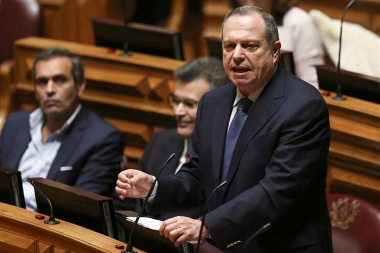 Carlos César, líder parlamentar do PS