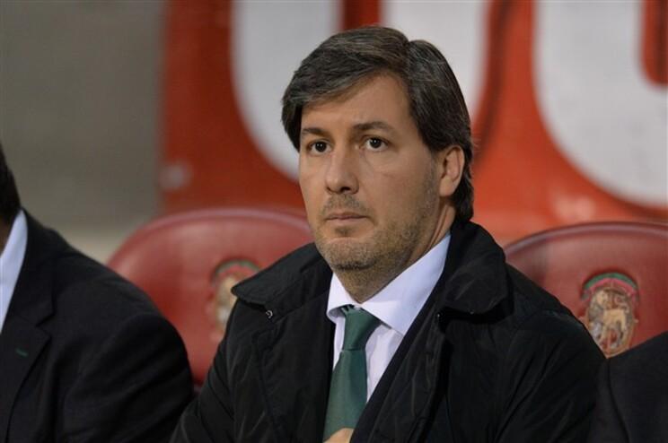 Vítor Pereira faz participação sobre Bruno de Carvalho