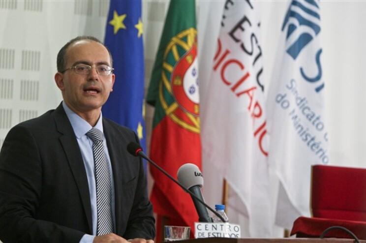 António Ventinhas, presidente do Sindicato dos Magistrados do Ministério Público