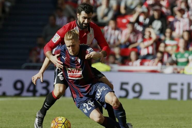 Adepto morre durante jogo Athletic de Bilbao-Eibar