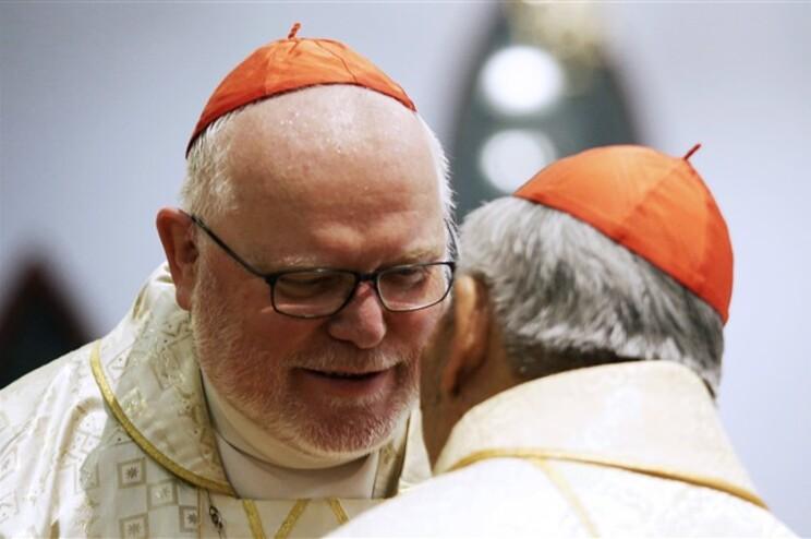 Igreja católica alemã apela à redução de refugiados
