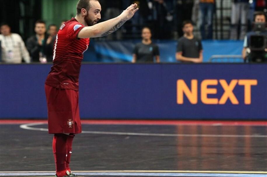 fa6b2c1b0ad3b Portugal afastado do Europeu de futsal pela Espanha