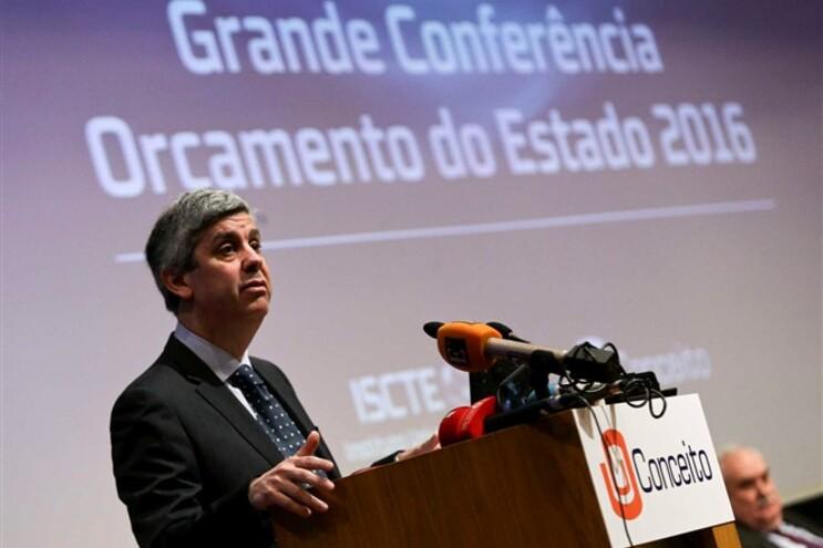 Ministro das Finanças, Mário Centeno