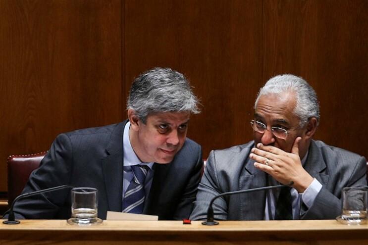 Ministro das Finanças e o primeiro-ministro