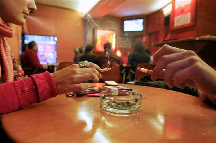 Vício do tabaco aumenta nas mulheres