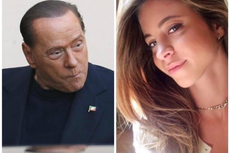 O ex-primeiro ministro italiano e a jovem de 21 anos