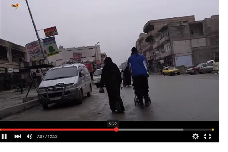 Mulheres fazem vídeo secreto no seio do Estado Islâmico