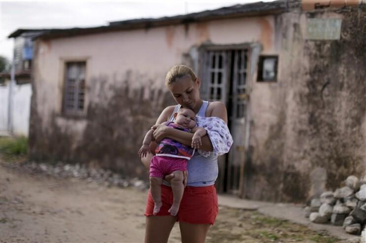 Risco de microcefalia com vírus zika é superior a 14% no Brasil